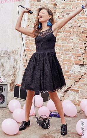 b1a0ace3e El indispensable vestido negro.